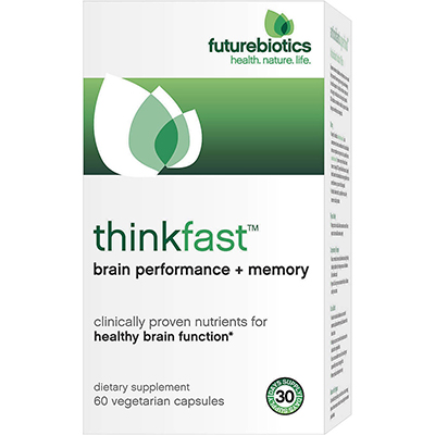 ThinkFast Brain Performance Review