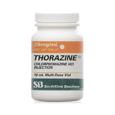 Thorazine Review