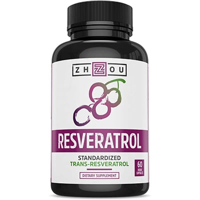 Zhou Nutrition Trans-Resveratrol Review