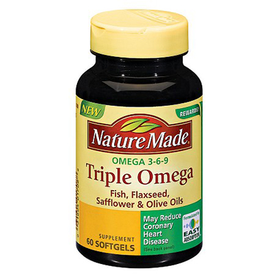 Nature Made Triple Omega Review