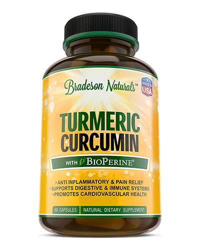 Turmeric Curcumin Review