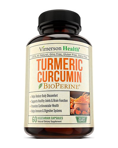 Turmeric Curcumin with Bioperine Review