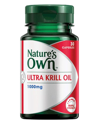 Nature's Own Krill Oil Review
