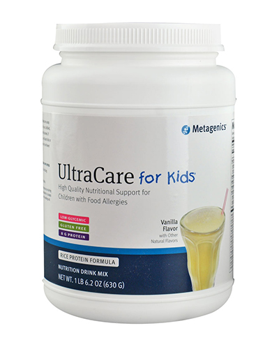 Metagenics Ultracare for Kids Review