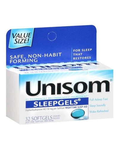 Unisom SleepGels Review