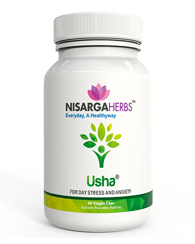 Usha - Day Stress Relief Review