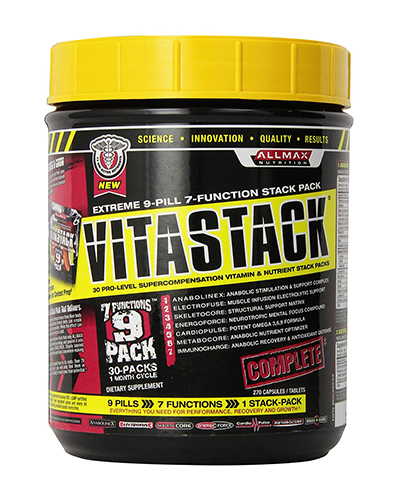 AllMax VITASTACK Review