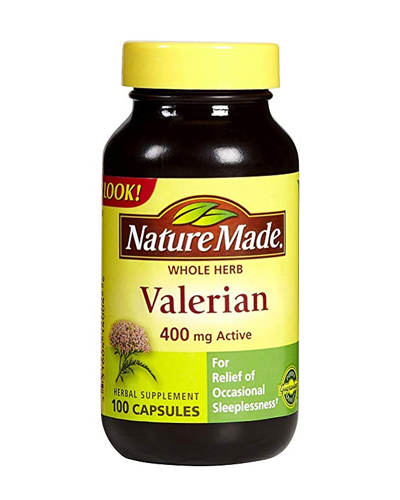 Nature Made Valerian Review