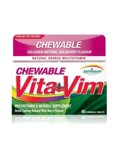 Jamieson International Super Vita-Vim Review