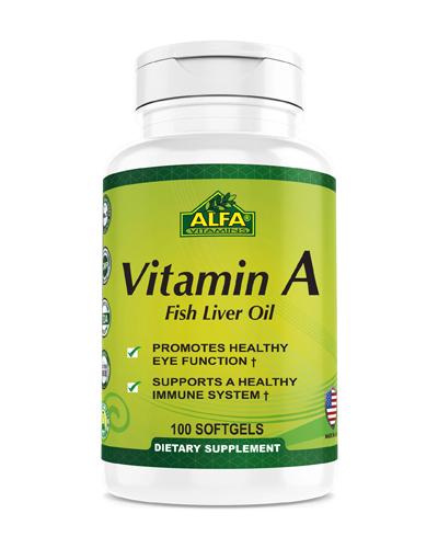 Alfa Vitamins Vitamin A Review
