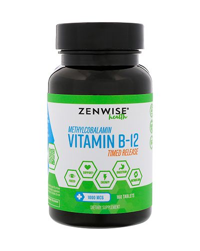 Zenwise Labs Vitamin B-12 Review