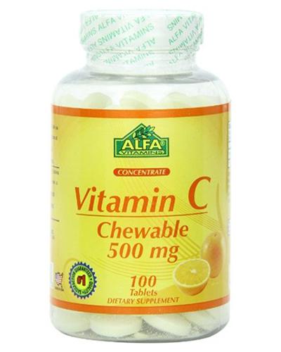 Alfa Vitamins Vitamin C Review