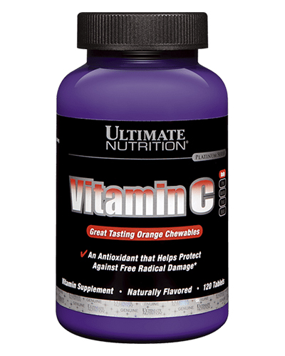 Ultimate Nutrition Vitamin C Review