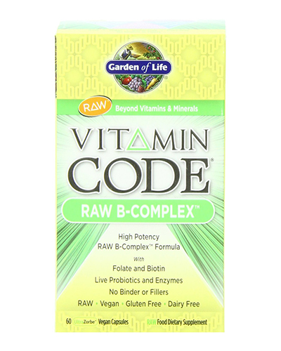 Vitamin Code Raw B-Complex Review