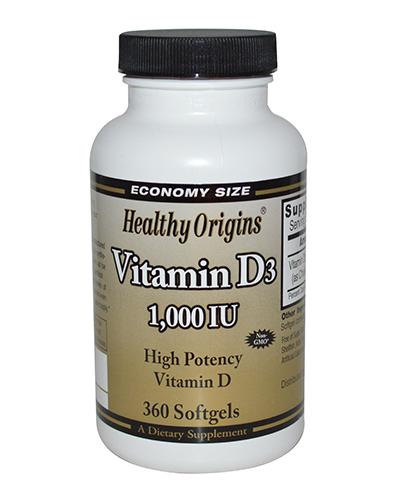 Healthy Origins Vitamin D3 Review
