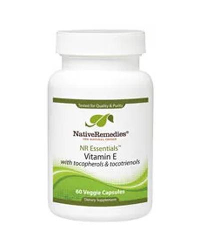NR Essentials Vitamin E Review