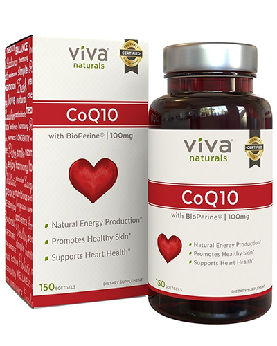 CoQ10 Review