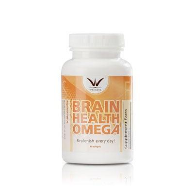 Wellsona Brain Health Omega Review