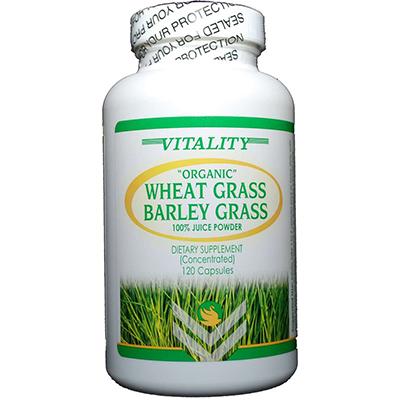 Wheat Grass Barley Grass Organic Review