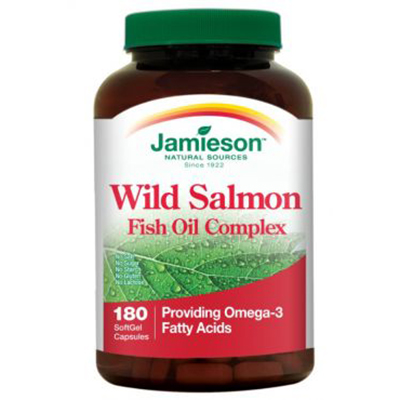 Wild Salmon Fish Oil Complex Review