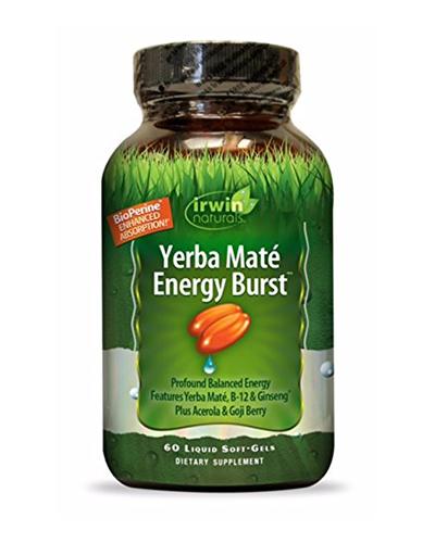 Yerba Mate Energy Burst Review