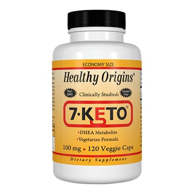 Healthy Origins 7 KETO Review