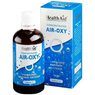 HealthAid Air Oxy Liquid Review