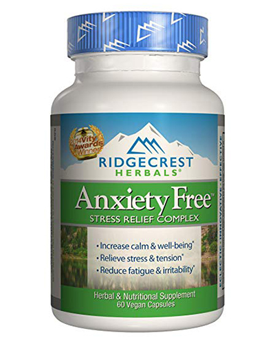 Anxiety Free Stress Relief Review