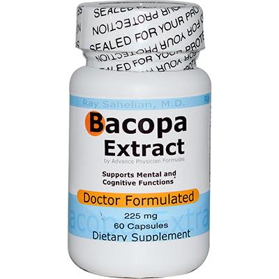 Advance Physician Formulas Bacopa Monnieri Review