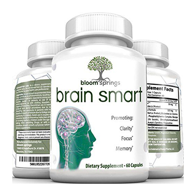 Bloom Springs Brain Smart Review