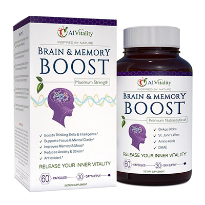 A1 Vitality Brain & Memory Boost Review