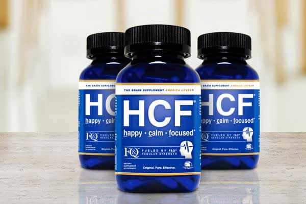 HCF Happy Calm Focused