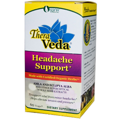 TheraVedas Manish Headache Formula