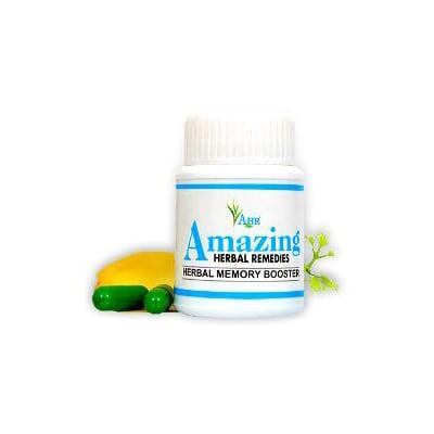 Amazing Herbal Remedies Herbal Memory Booster Review