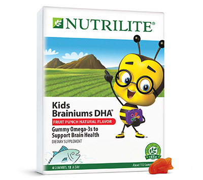Kids BRAINIUMS DHA Review