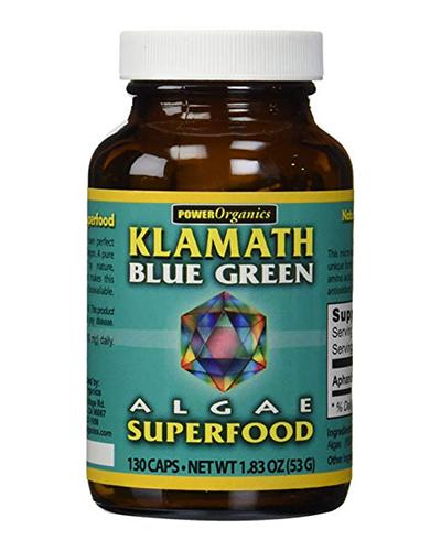 Power Organics Klamath Blue Green Algae Review