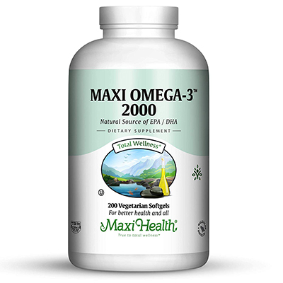 Maxi Health Kosher Omega 3 Review