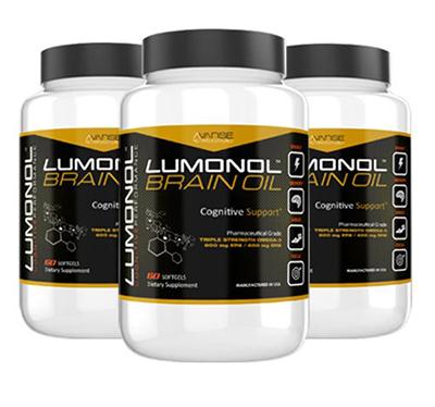 Lumonol Brain Oil Review