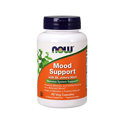 Mood Support Herbal Syrup Review