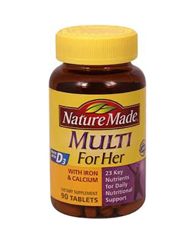 Multi For Her 50+ Review