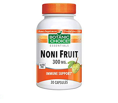 Botanic Choice Noni Fruit Review