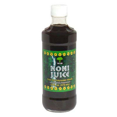 Tree Of Health Organic Noni Juice Review
