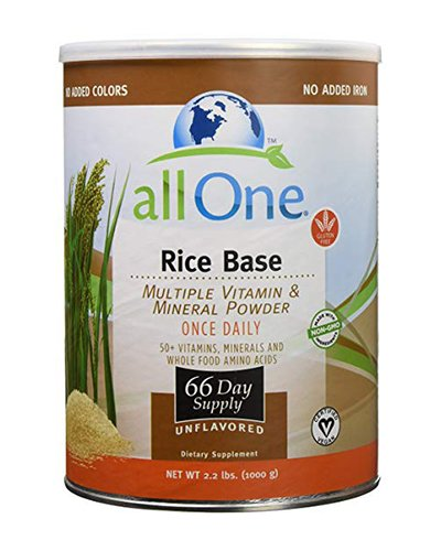 All One Rice Base Review