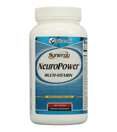 Synergy NeuroPower Multi-Vitamin Review