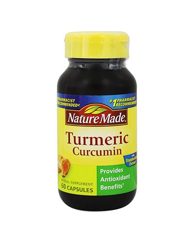 Pharmavite Turmeric Curcumin Review