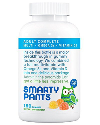 Vitamin Treat Omega 3s and Vitamin D Gummies