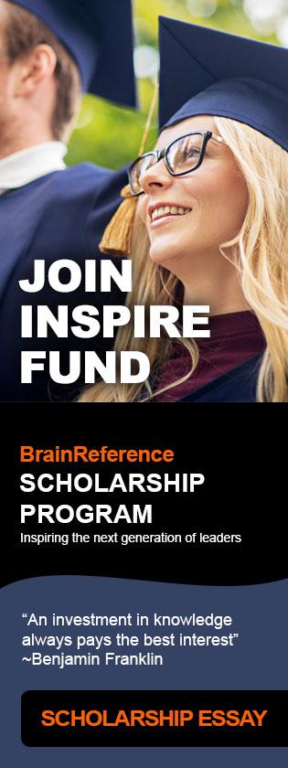BrainReference Scholarship Essay