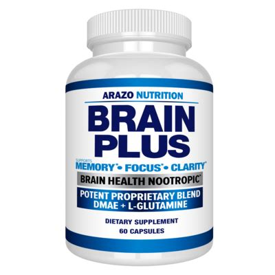 Arazo Nutrition Brain Plus Review