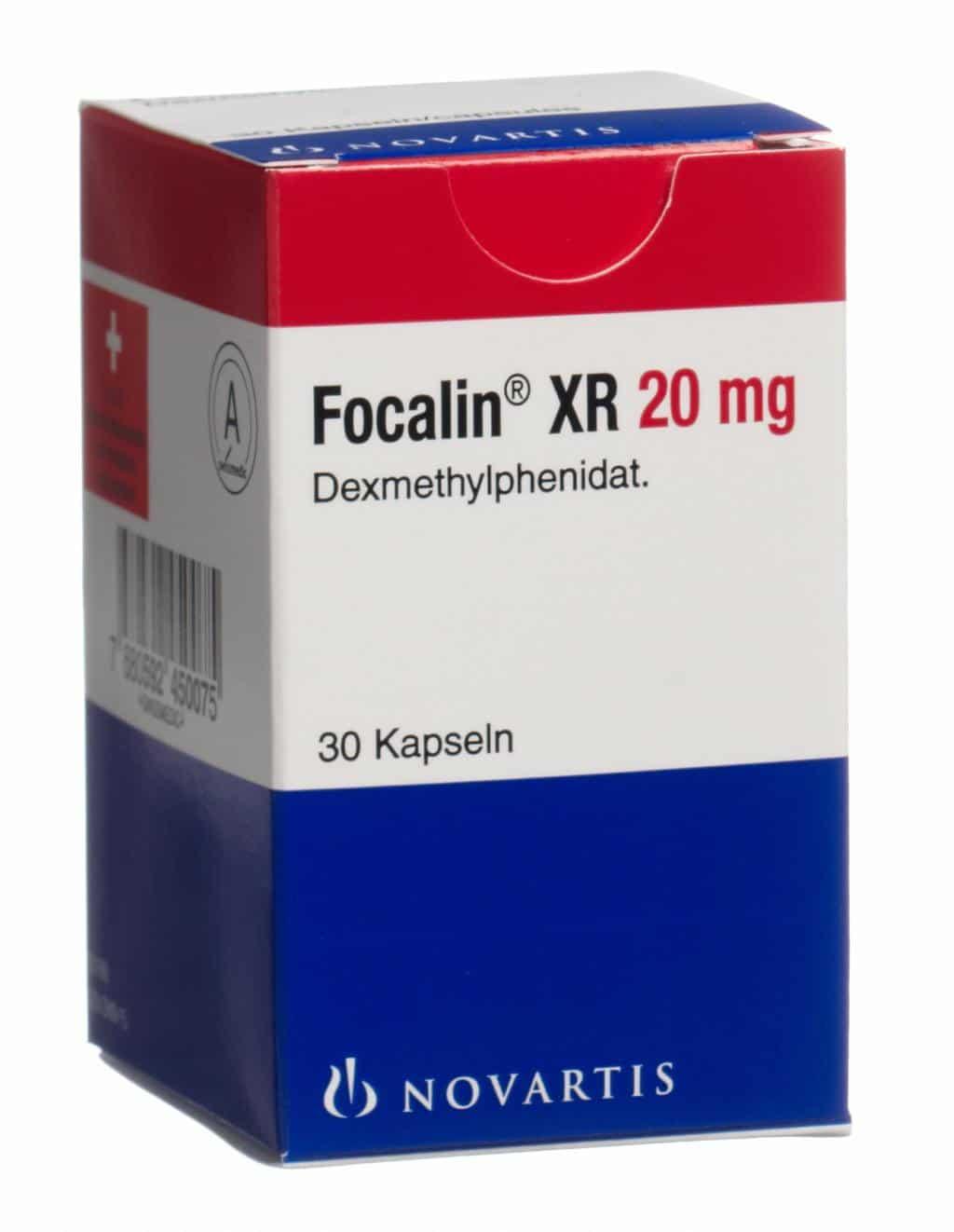 Focalin XR review