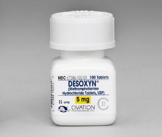 Desoxyn Review